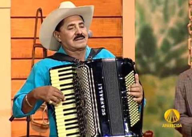 Morre Mangabinha, sanfoneiro e fundador do Trio Parada Dura