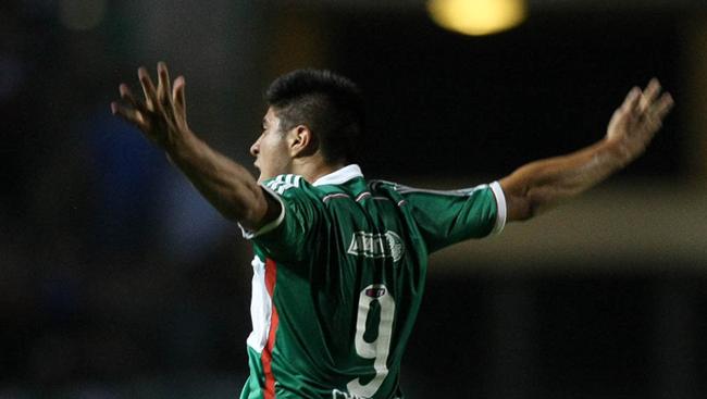 Palmeiras: Dorival descarta colocar Cristaldo como titular
