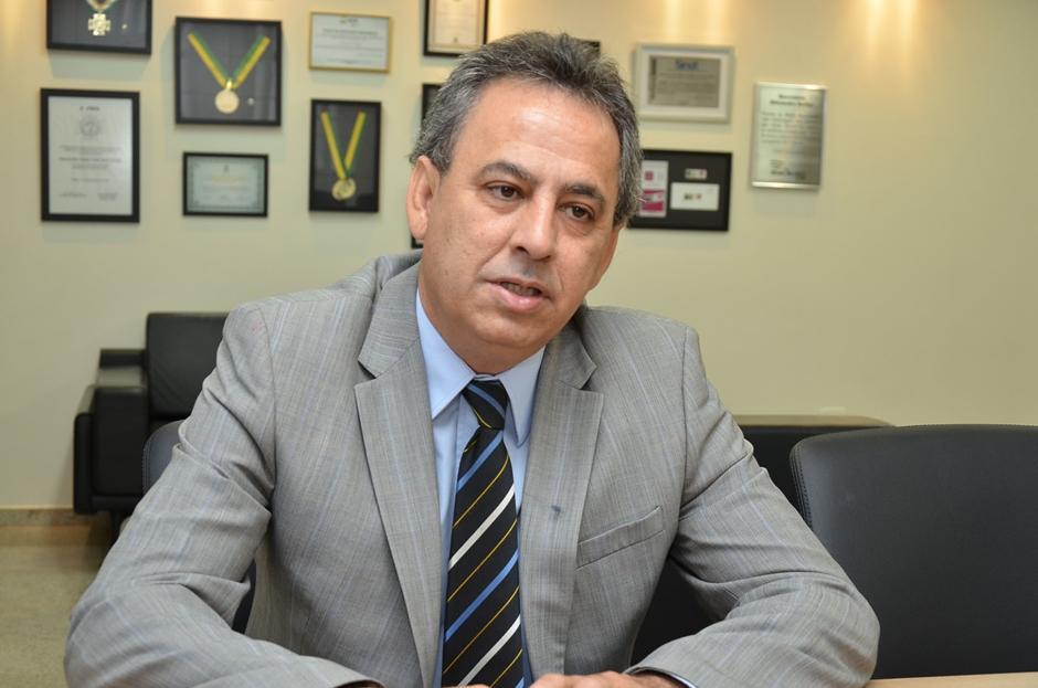 """""""O Maio Amarelo se consolidou e merece atenção da sociedade"""", diz o presidente do Detran-GO"""