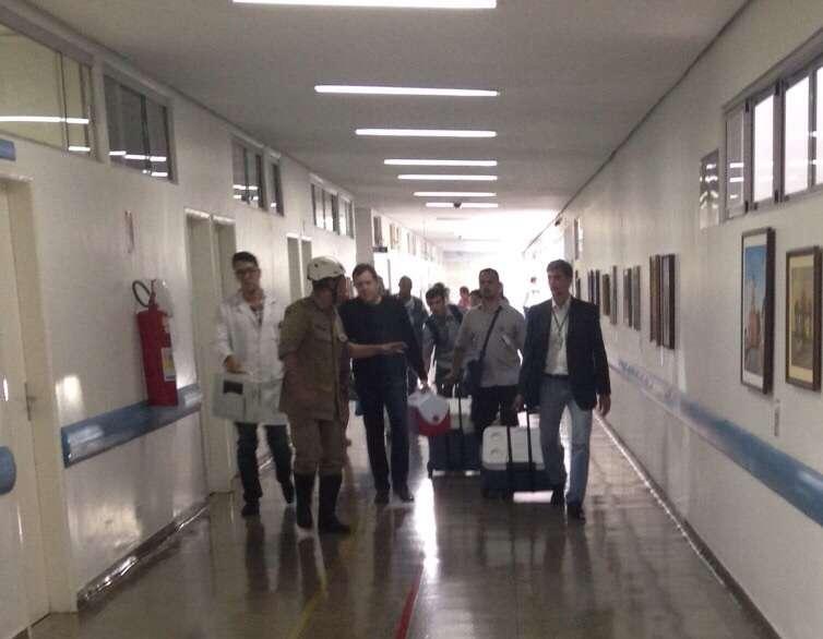 Família de goiano doa órgãos para pacientes de Goiânia e São Paulo