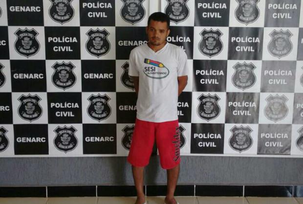 Suspeito de matar por dívida de R$ 20 é preso em Goianésia