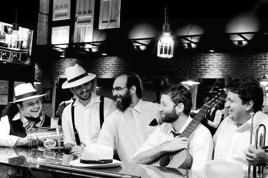 Heróis de Botequim se apresentam no Bolshoi Pub