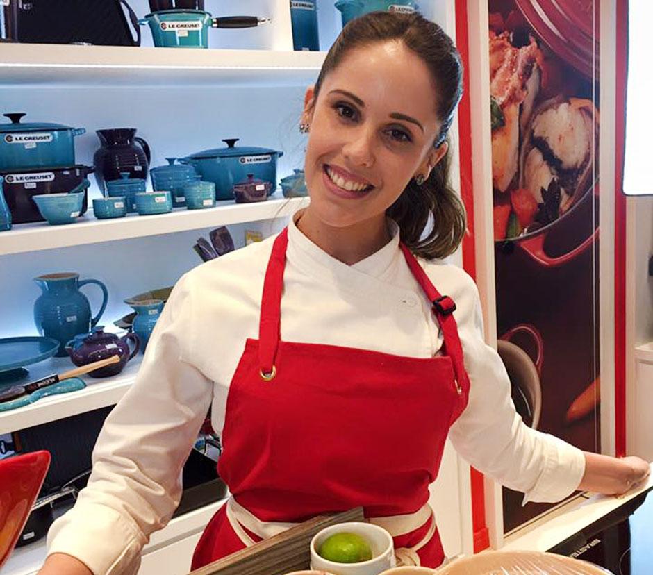 Representando Goiás, chef Tati Mendes disputa final em prêmio nacional de gastronomia