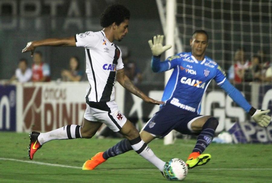 Vasco empata com Avaí em casa e se distancia do título da Série B