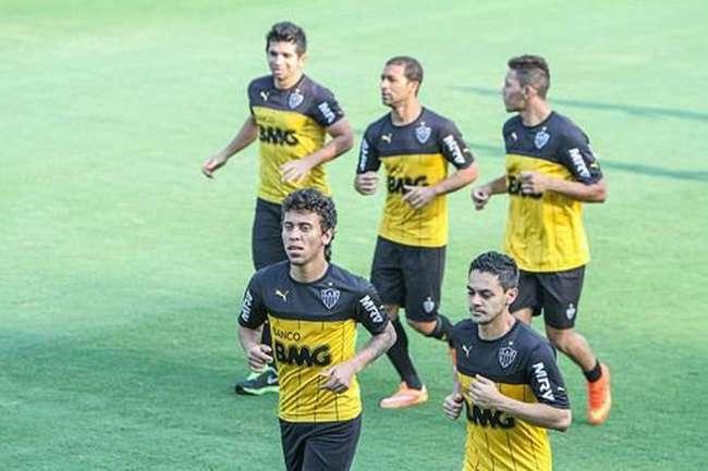 Atlético-MG luta por vitória para se manter ao G4