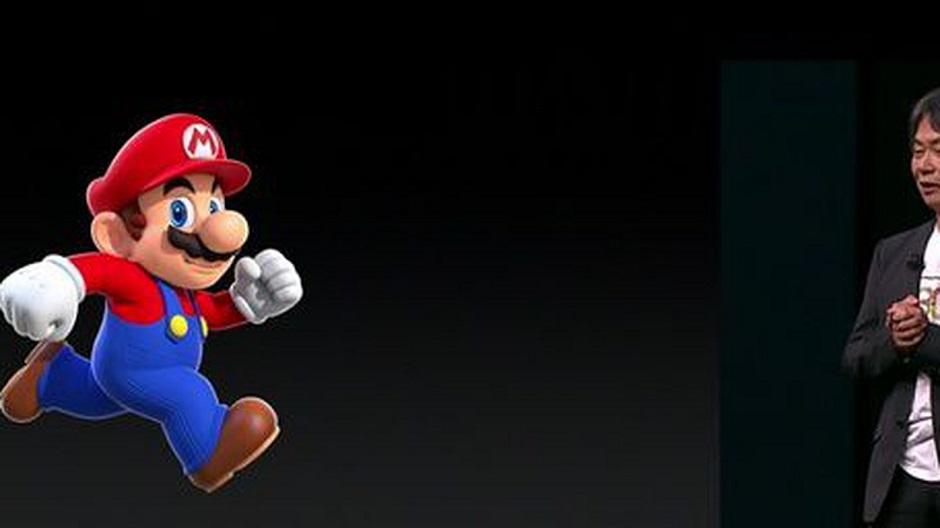 Mario e Pokémon Go chegam à Apple