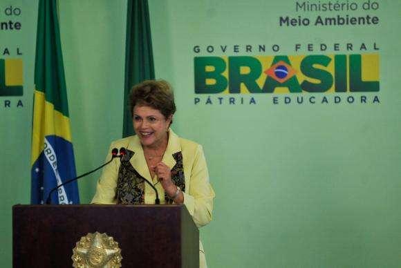 Contingenciamento não será nem tão grande nem tão pequeno, diz Dilma