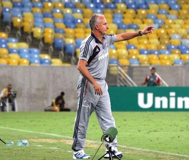 Palmeiras se reúne com Dorival para discutir acordo