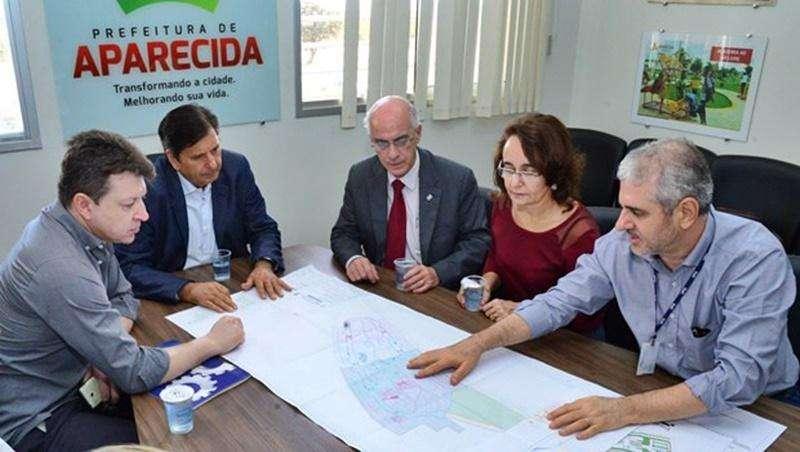Prefeitura quer viabilizar infraestrutura da UFG de Aparecida até final de 2017