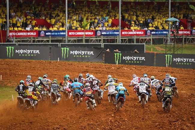 Aberta venda de ingressos em pontos físicos para o Mundial de Motocross em Goiás