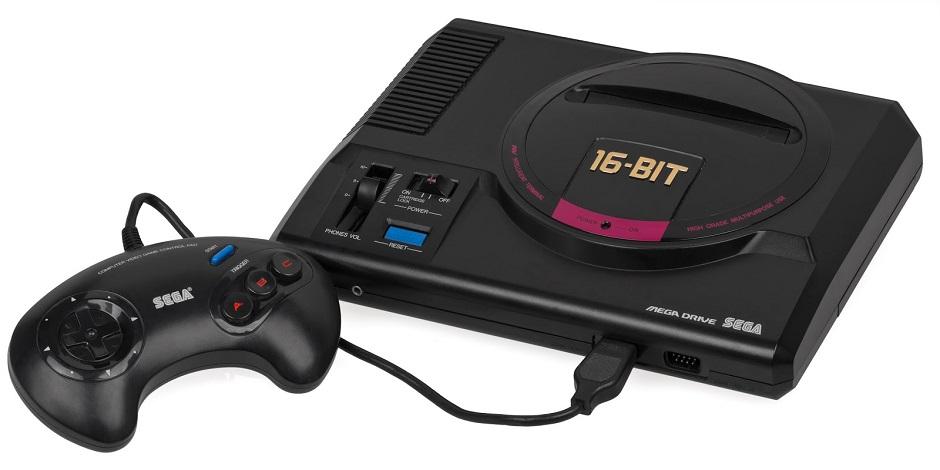Mega Drive será relançado no Brasil