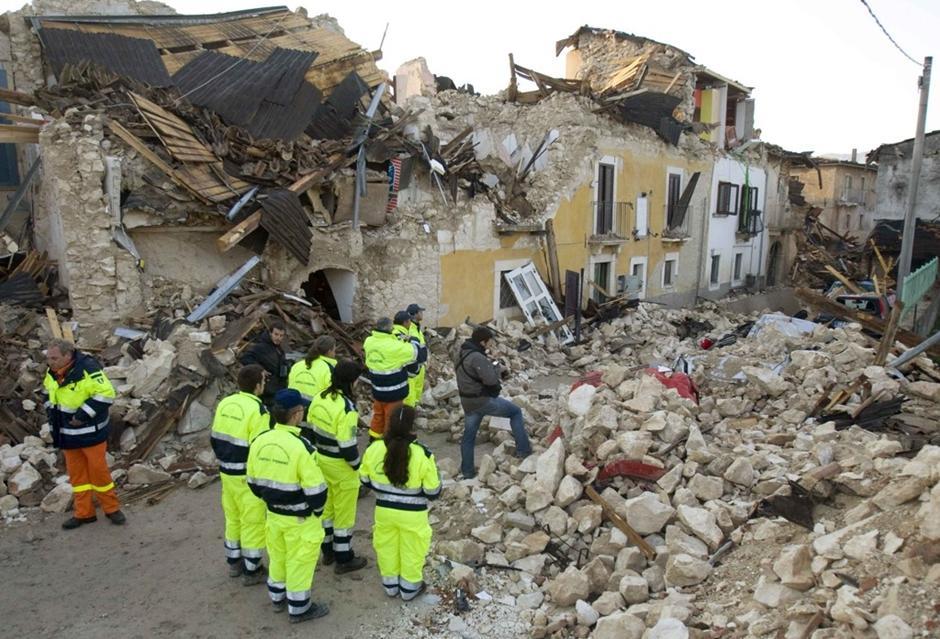 Terremoto atinge Itália e deixa pelo menos 38 mortos