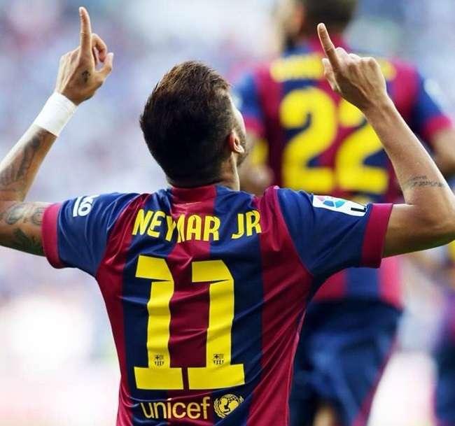 Após derrota, Barça volta a treinar sem Neymar e Messi
