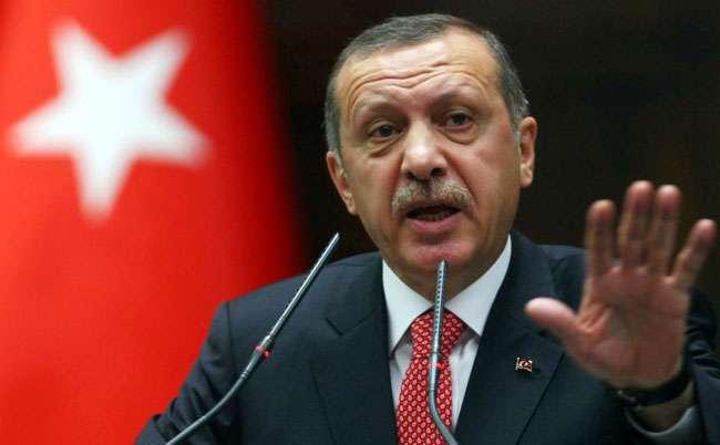 Presidente turco diz que mulheres não podem ser iguais a homens