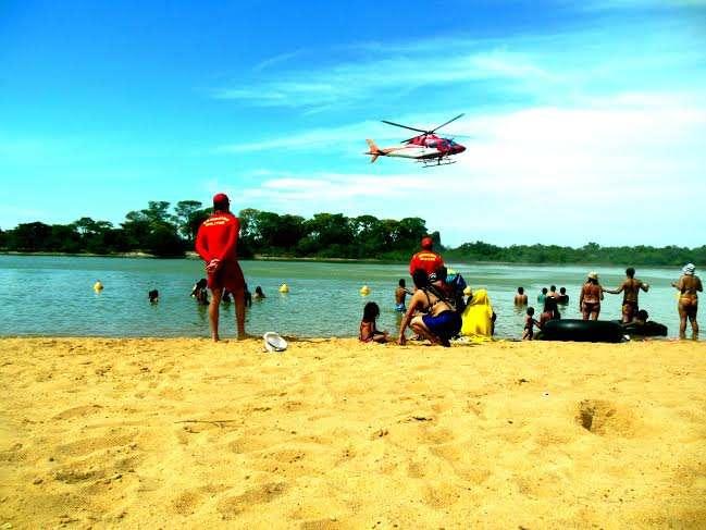 Bombeiros lançam Operação Férias Turista Seguro