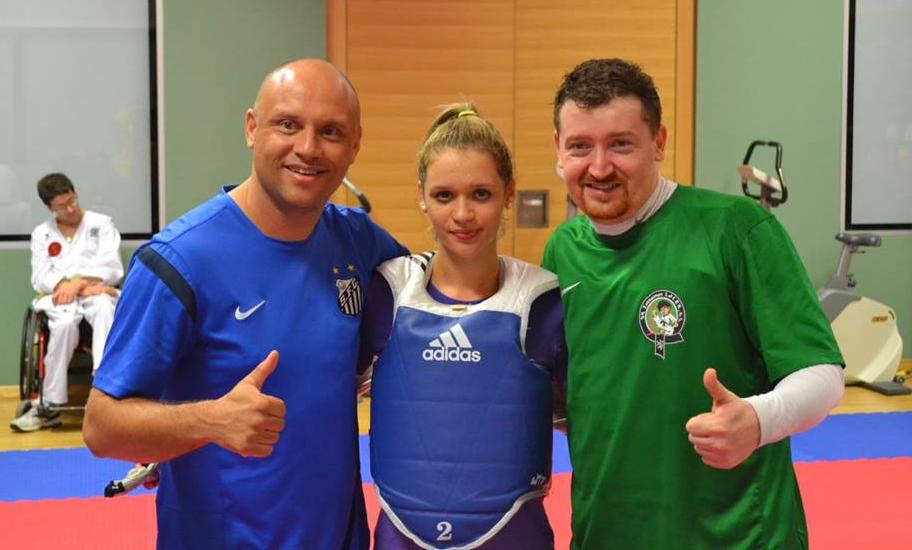 Atleta goiana pode representar o taekwondo brasileiro nas Olimpíadas de 2020