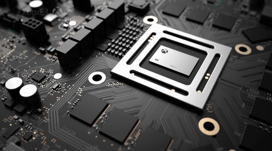 Microsoft diz que Xbox Scorpio vai ser muito superior ao PS4 Pro