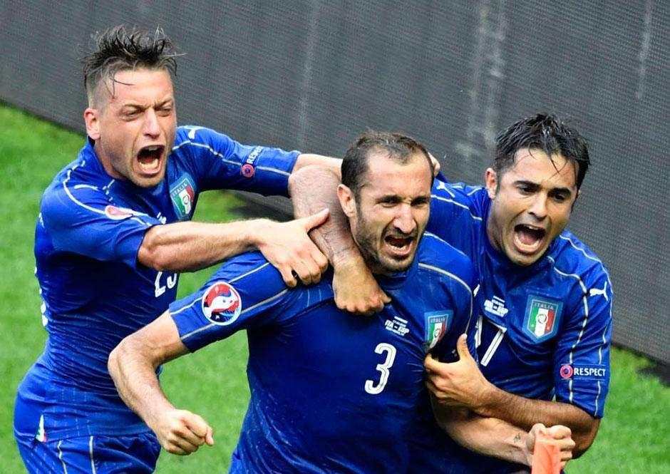 Em revanche, Itália elimina bicampeã Espanha e encara Alemanha na Eurocopa