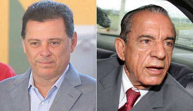 Ibope/TV Anhanguera: Marconi Perillo tem 56% e Iris Rezende, 44%