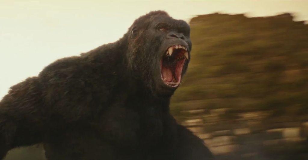 King Kong está de volta e maior do que nunca em Kong: A Ilha da Caveira