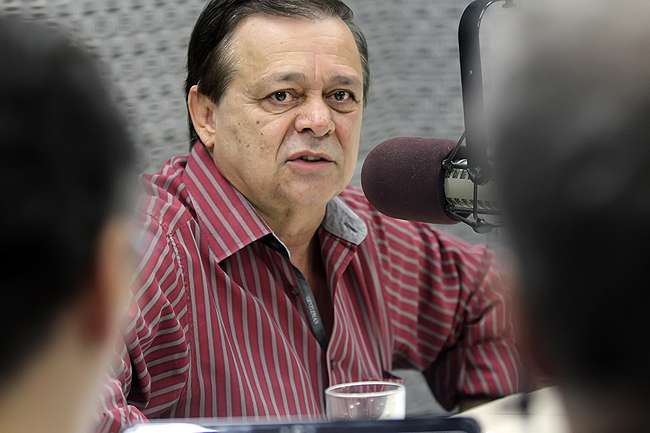 Jovair critica presidente nacional do PT por declarações contra o governo de Goiás
