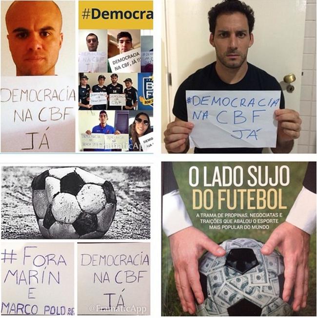 Ruy Cabeção pede 'vergonha na cara' e incita greve