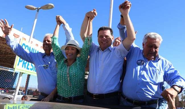 Em Valparaíso de Goiás, Marconi recebe  apoios e reafirma compromisso com Entorno