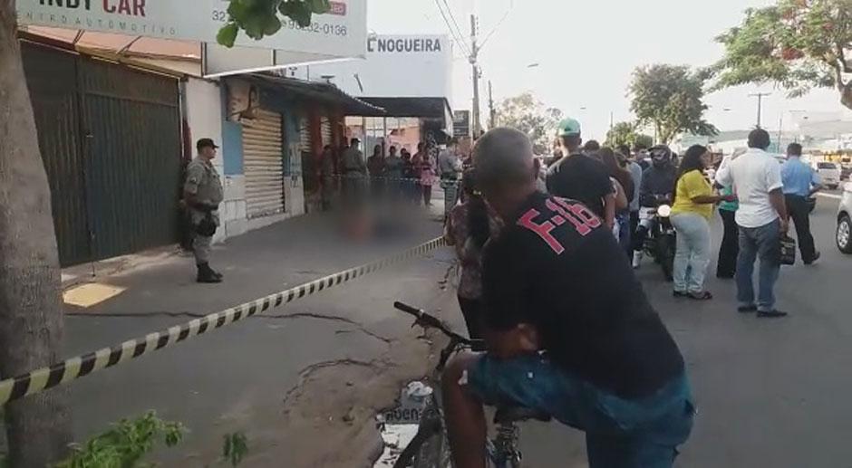 Mulher é morta a facadas na Vila Redenção, em Goiânia