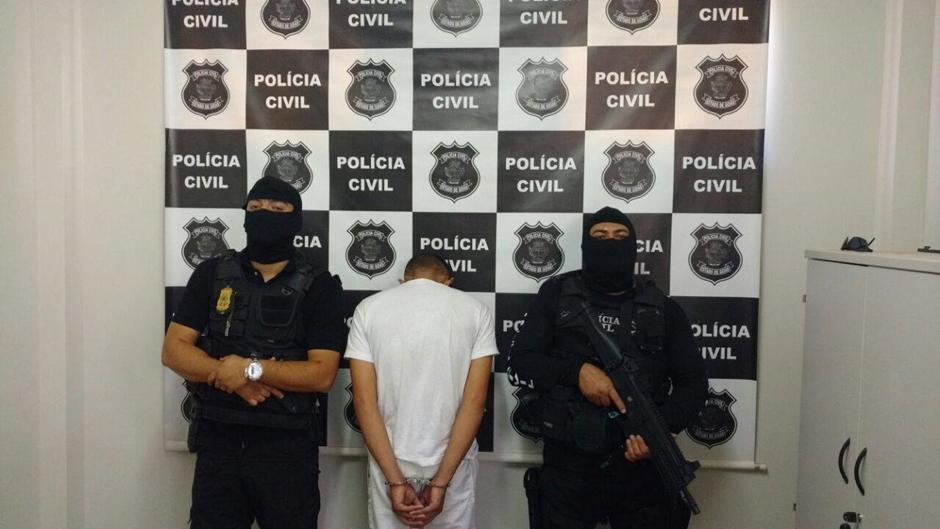 Polícia apresenta segundo suspeito pela morte de jornalista em Santo Antônio do Descoberto