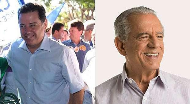 Ibope: Marconi Perillo tem 41% e Iris Rezende, 26%