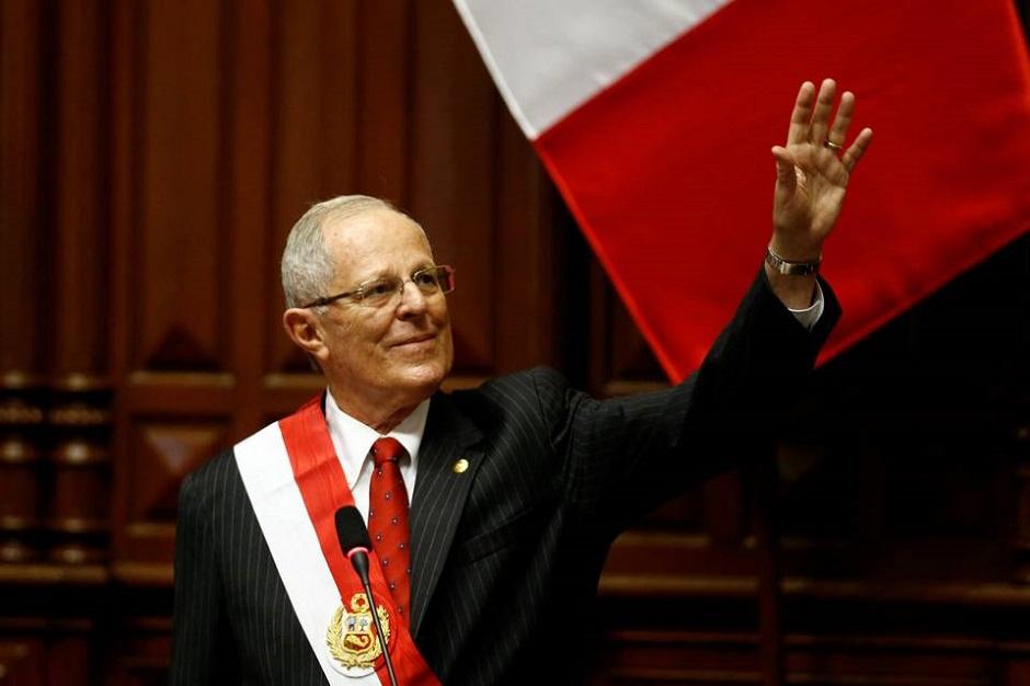 Presidente do Peru diz que Odebrecht tem que deixar o país