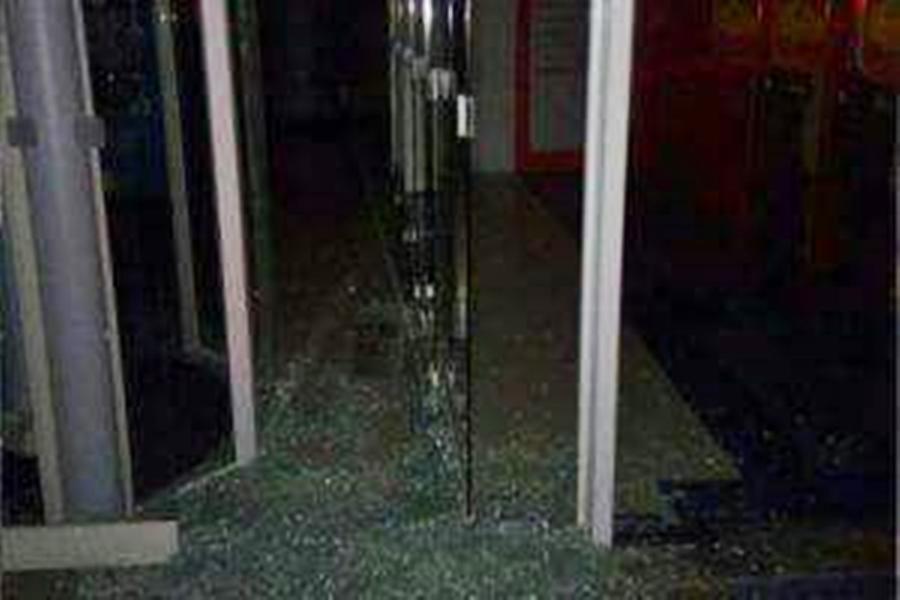 Bandidos explodem agência bancária em Paraúna