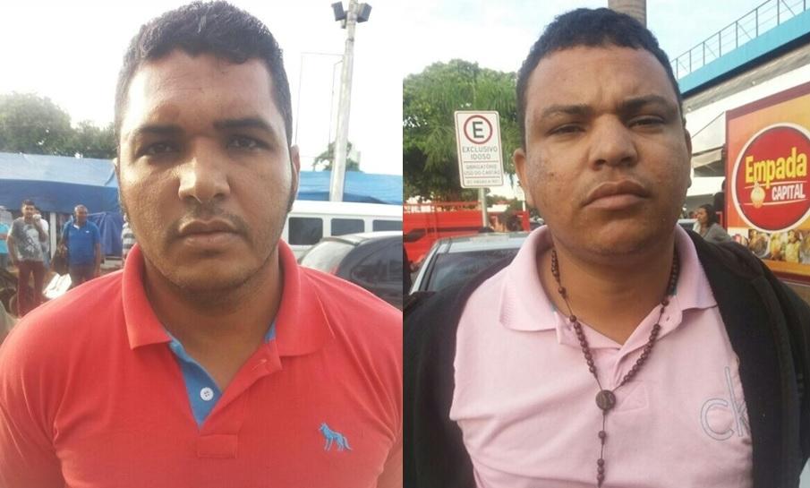 Dupla suspeita de liderar quadrilha de roubo a bancos é presa na rodoviária de Goiânia