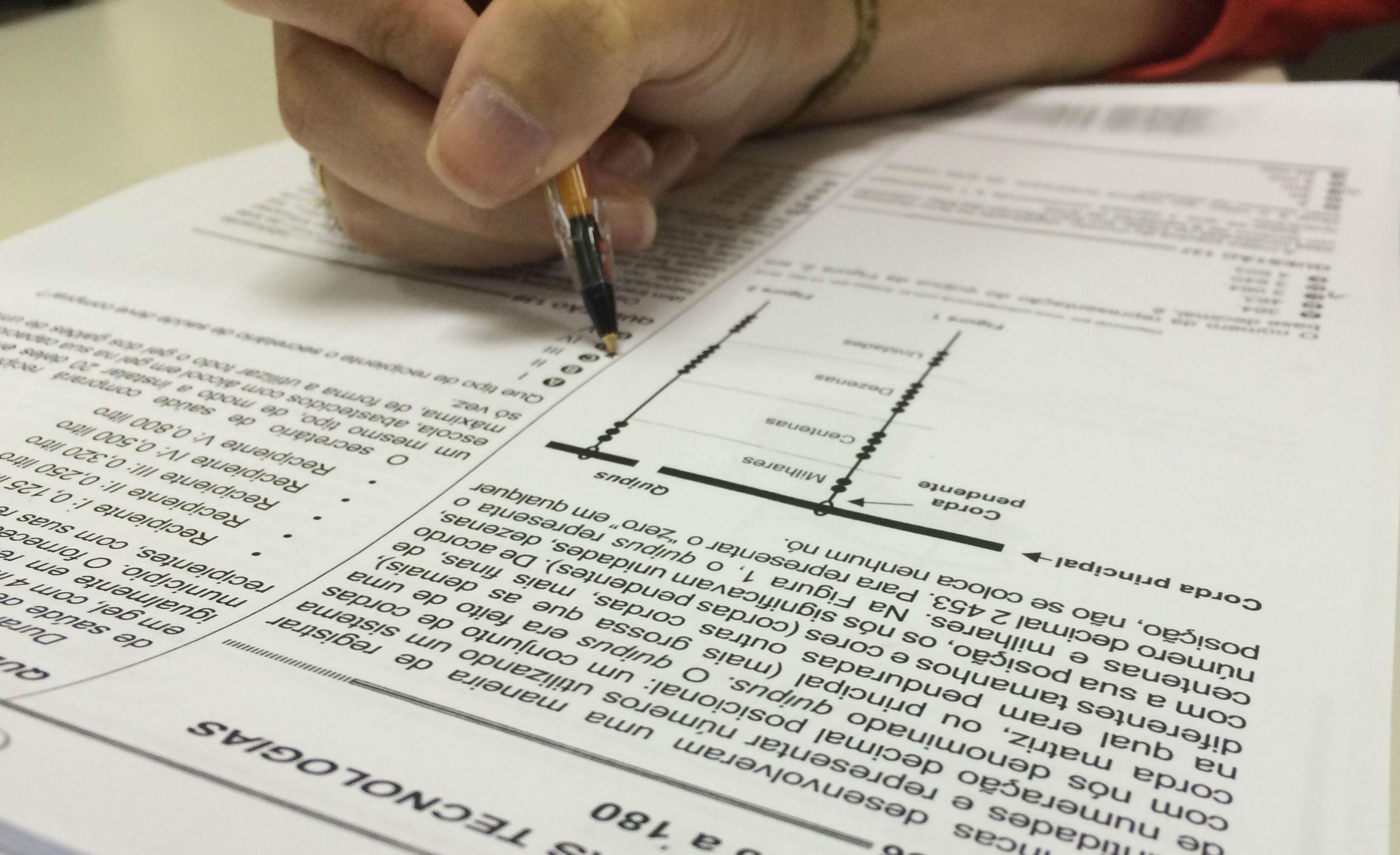 MEC adia Enem para 8 mil estudantes que fariam prova em escolas ocupadas em Goiás