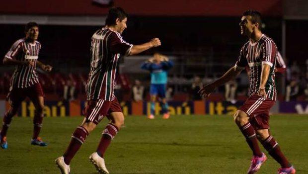 Fluminense bate São Paulo no Morumbi e entra no G4
