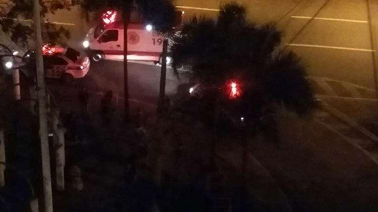 Três moradores de rua são baleados no centro de Goiânia