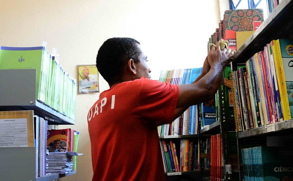 MEC e STF firmam acordo para doação de 20 mil livros a presídios