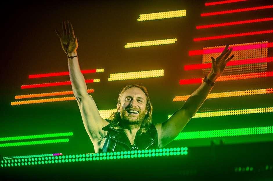 Venda de ingressos para show de David Guetta começa neste sábado