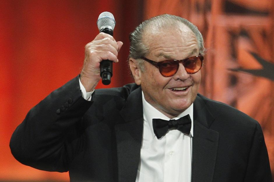 Aos 79 anos, Jack Nicholson teria decidido se aposentar do cinema