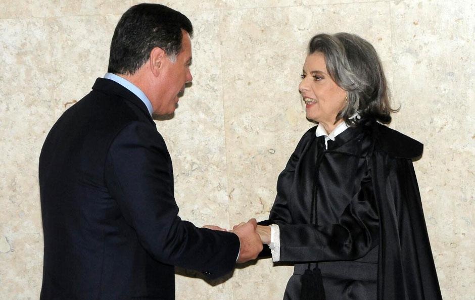 Marconi vai defender cumprimento do Pacto Federativo em reunião com a ministra Cármen Lúcia