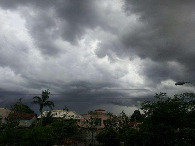 Meteorologia prevê chuva forte neste final de semana em Goiás