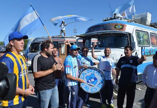 PF espera 100 mil argentinos para jogo em Brasília