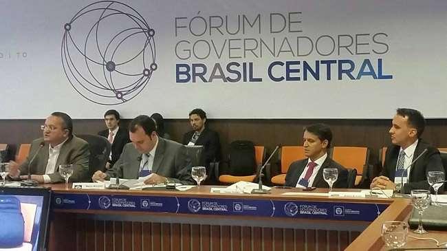 Thiago Peixoto considera que bloco do Brasil Central já apresentou resultados