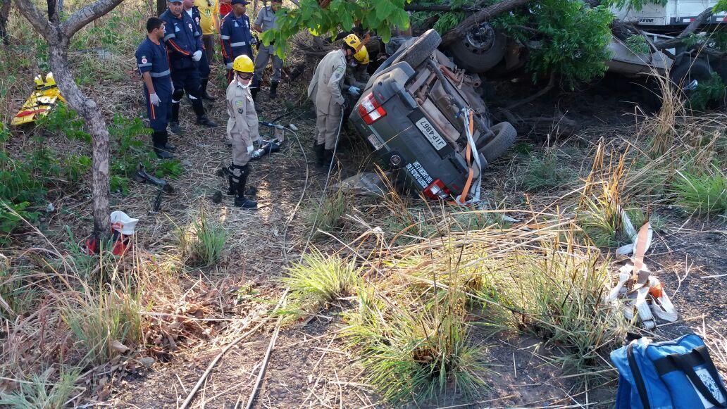 Fim de semana registra oito mortos e 22 feridos nas estradas federais em Goiás