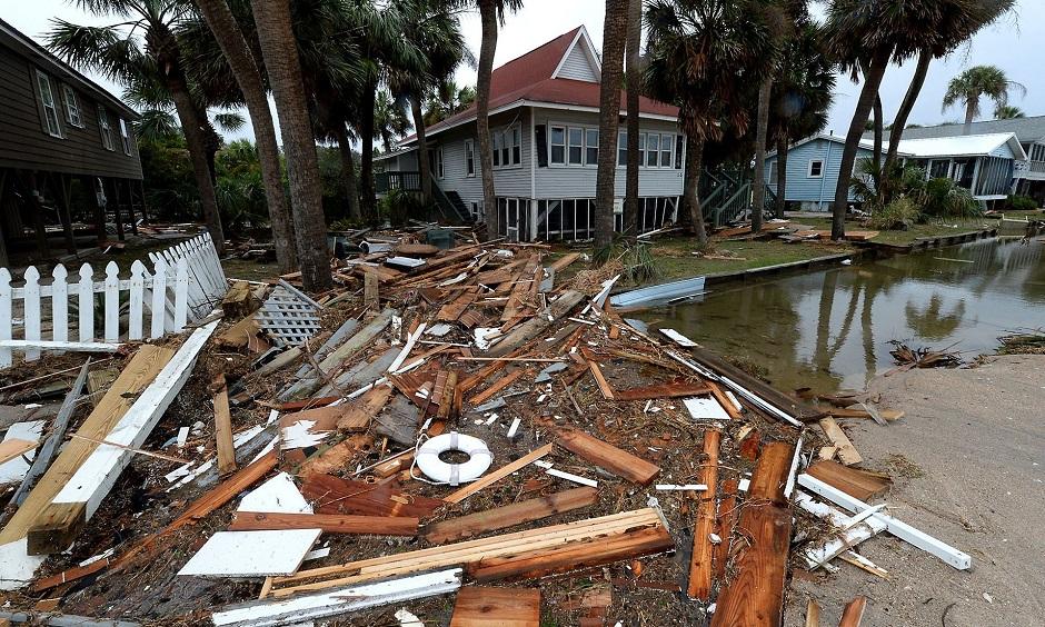 Furacão Matthew deixa 43 mortos nos EUA, 26 apenas na Carolina do Norte