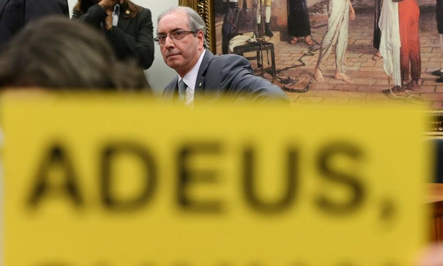Cunha confirma que participará da sessão de segunda-feira que votará sua cassação