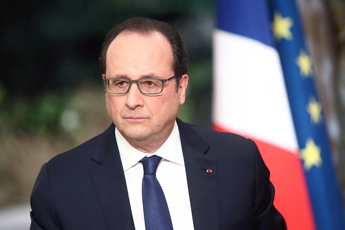 Hollande diz que UE deve estar preparada para enfrentar Trump, se necessário