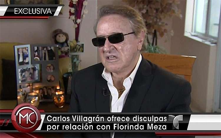 Carlos Villagrán, o Quico, fala de sua relação extraconjugal com Florinda