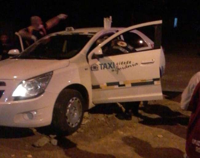 Taxista é morto a tiros em Aparecida de Goiânia