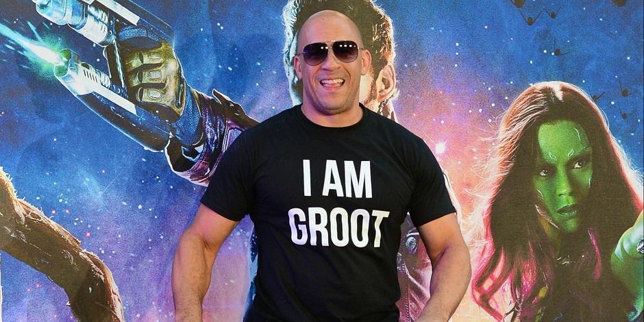 Vin Diesel diz que Guardiões da Galáxia estarão em Vingadores
